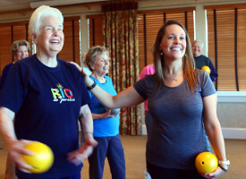 Director of Vitality and Well-being To Attend Active Aging Forum