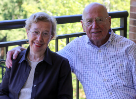 Sharon Towers Couple Featured in Charlotte Magazine